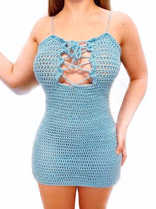Leighton Mini Dress Crochet Pattern