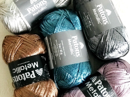 Patons Metallic Yarn Full Review