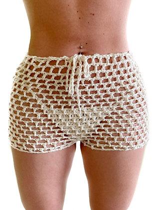Larissa Shorts Crochet Pattern