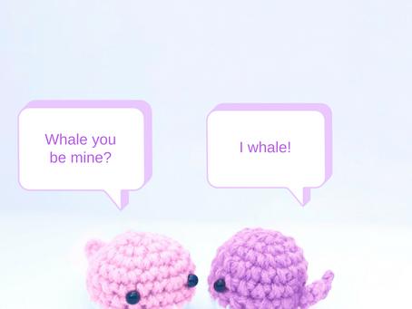 Free Crochet Cards--Happy Valentine's Day!