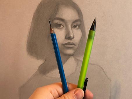 Hämäävät kynien kovuudet - Piirrä hienoja piirustuksia muutamalla kynällä