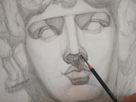 Kolme helppoa keinoa parantaa piirustuksia heti