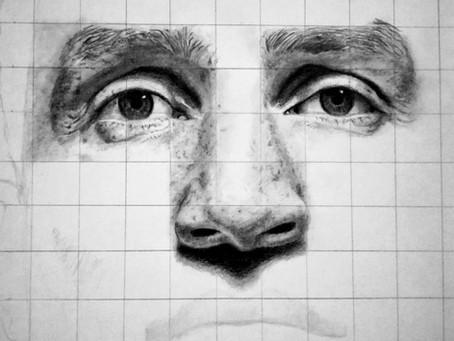 Fotorealismin salaisuudet paljastettu osa 1. - Millintarkan kopioimisen raju demystifiointi