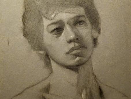 Piirustustaito on myös abstraktin taiteen perusta