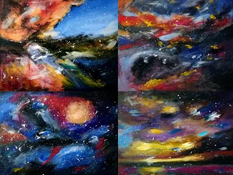 Abstraktio on olennainen osa kaiken taiteen ydintä