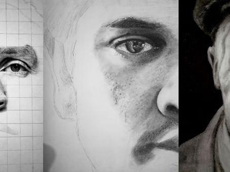 """""""Todistetusti toimiva metodi, jolla voit oppia piirtämään fotorealistisesti vain kuukaudessa"""""""
