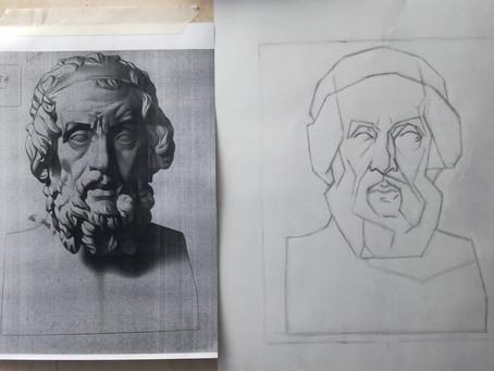 Piirrä paremmin abstrahoinnin avulla