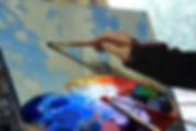 stage peinture sylvestre Guené