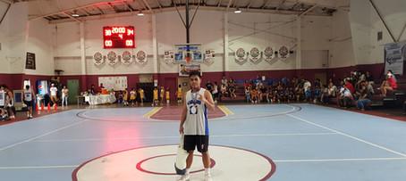 18U MVP & Top Scorer- Thelo Orichiro