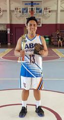 Men's Rec MVP - Russel Manabat