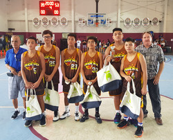 14U Second Place-Phoenix