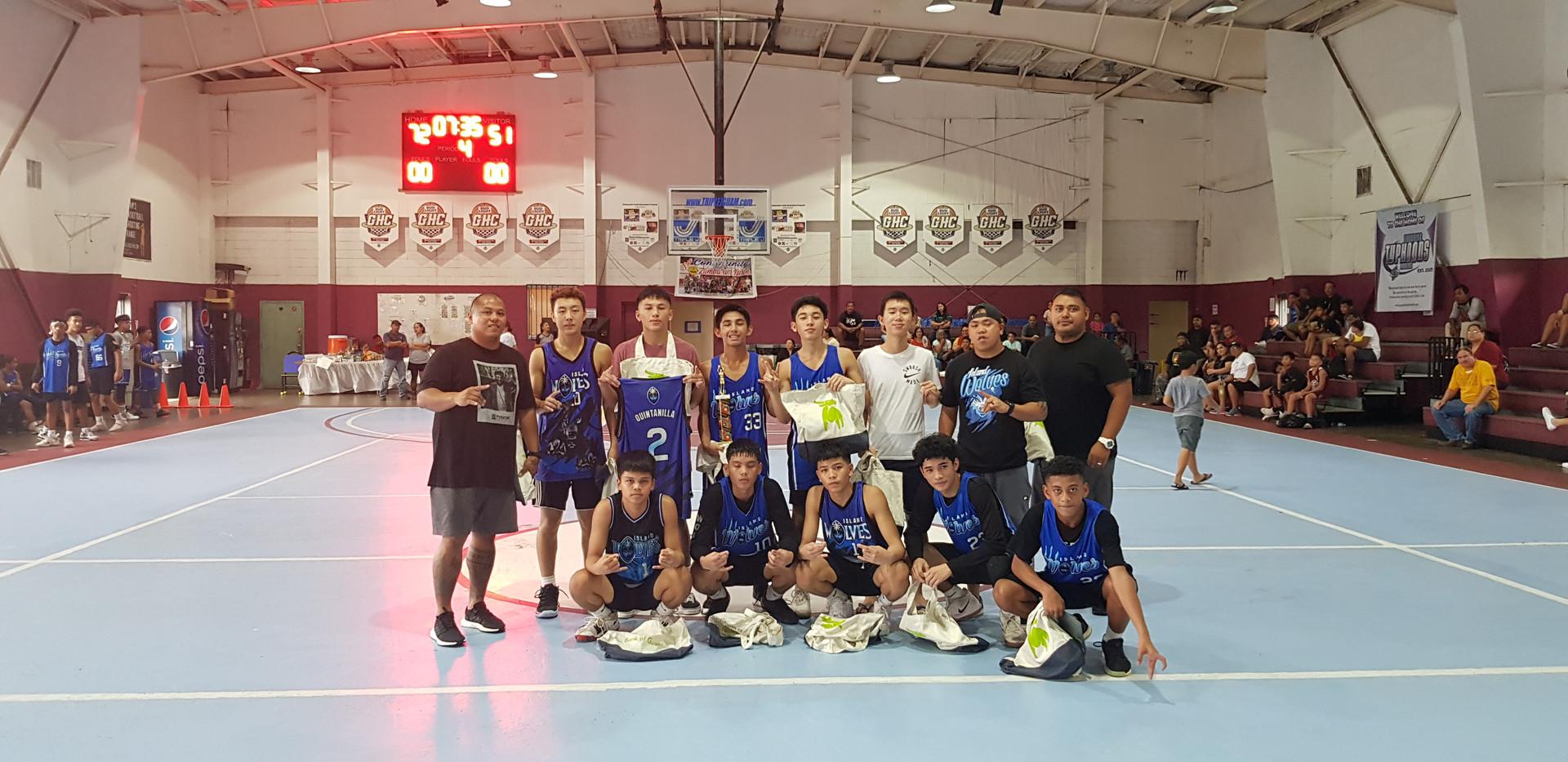 16U Champs-Island Wolves