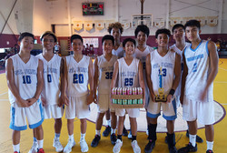 18U Champs - Warriors