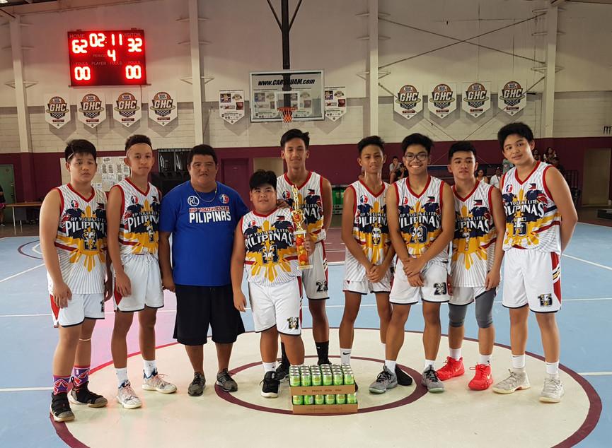 14U Champs-YBC Elite Manila