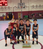 8U Second Place - Tamuning Typhoons