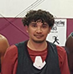 Men's Varsity MVP and Top Scorer