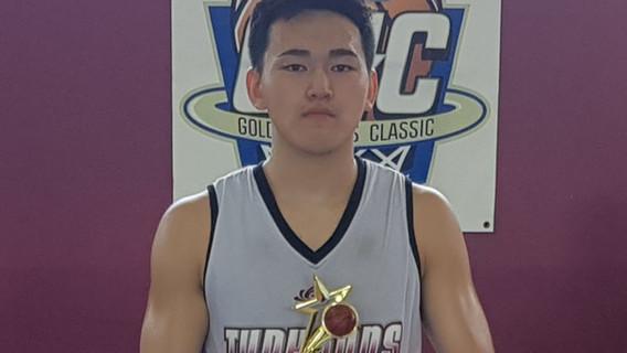Top Scorer-Tony Hsieh