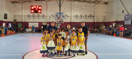 8U 2nd Place-Yellow Jackets