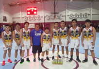 16U Second Place-YBC Elite Manila