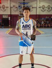 Men's Rec Top Scorer - Lennel Manalo