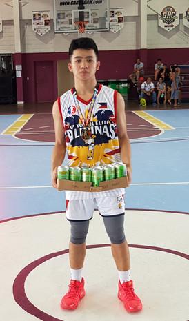14U MVP - Andre Gedang