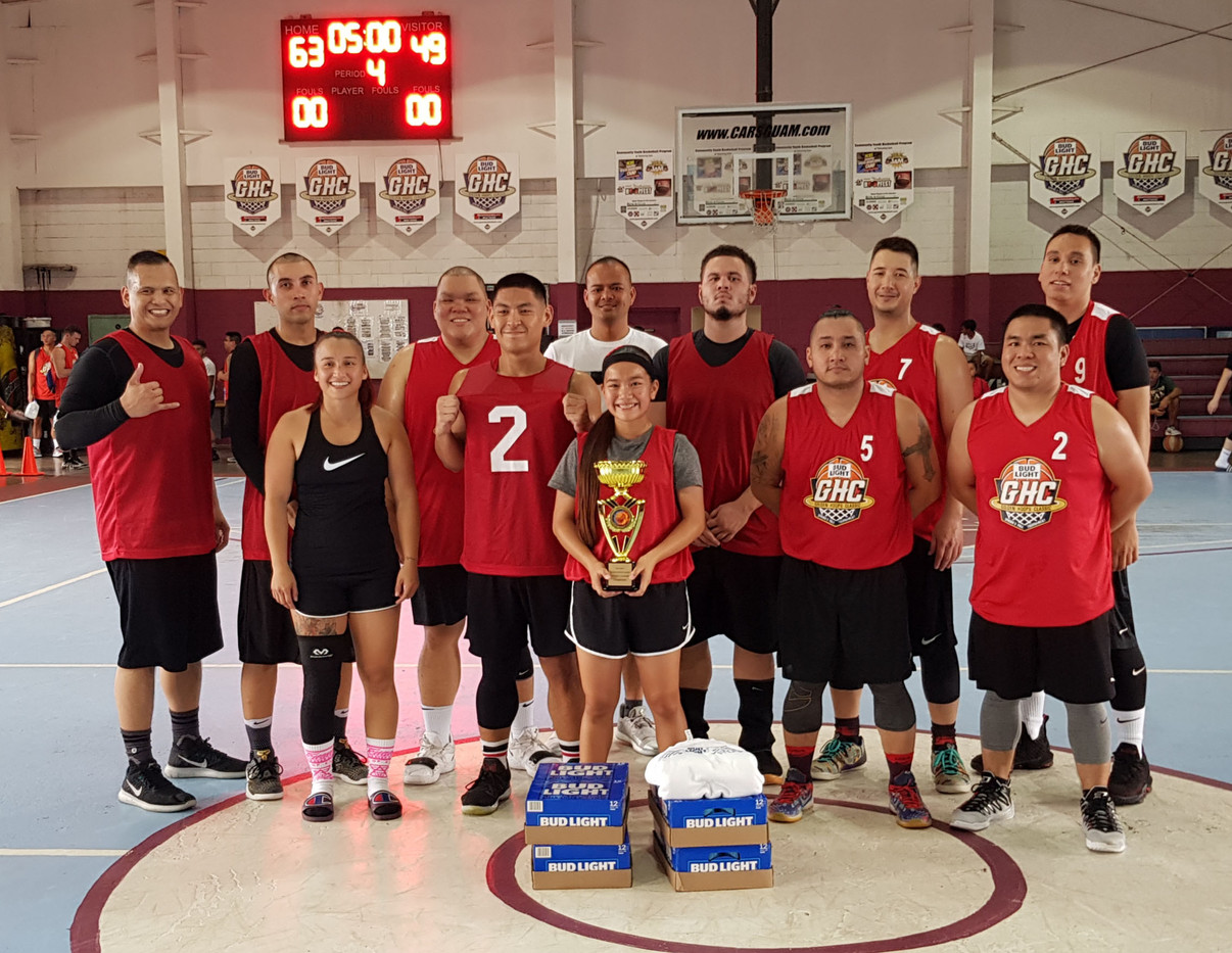 Bud Light GHC 2019 Spring Coed Rec Champs - Team Savage