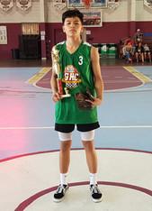 Coed Rec MVP and Top Scorer - EJ Cruz