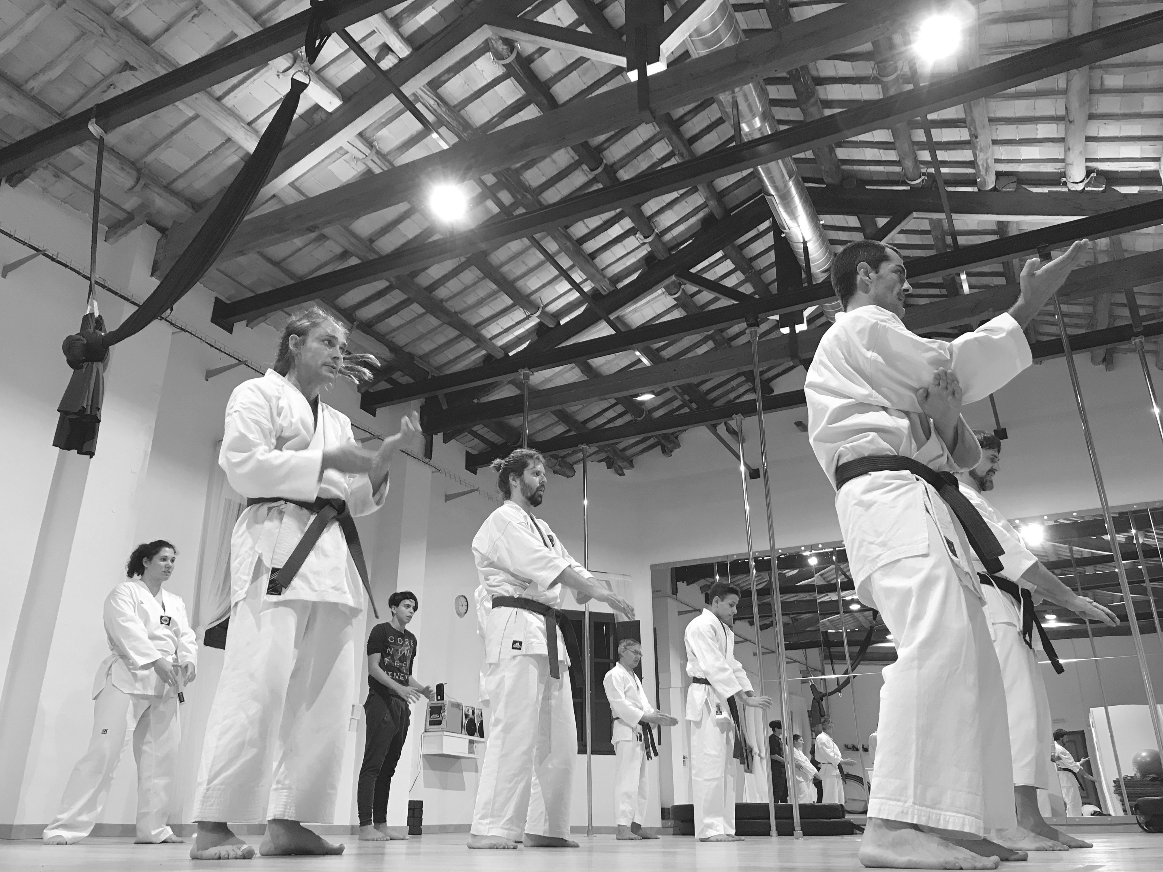 Classe de Karate