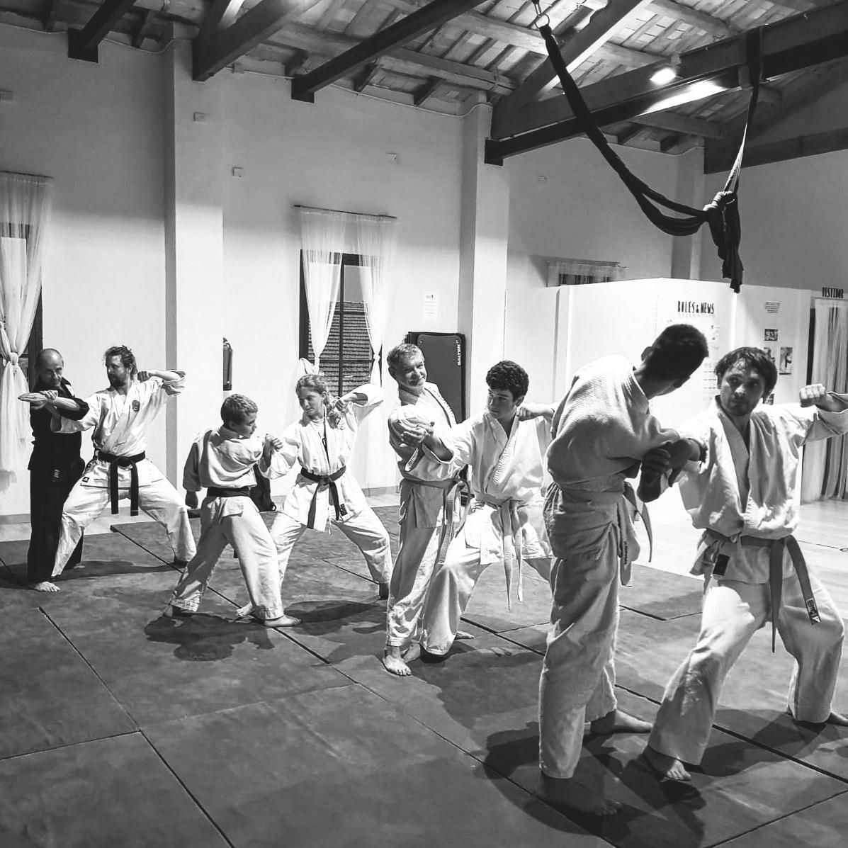 Classe de Jiu Jitsu