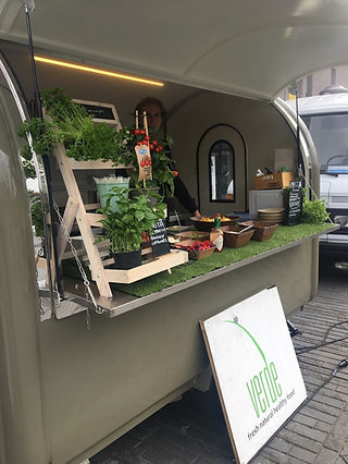 Verde Catering food truck