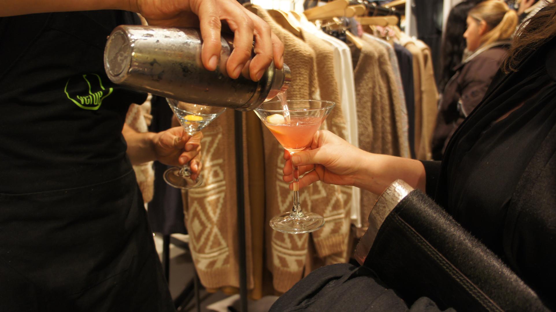 Event Marc O'Polo drinks