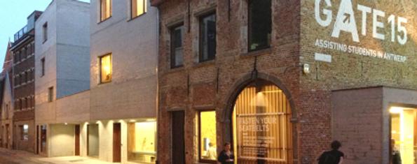 Verde Foodbar and Catering Eventlocatie Antwerpen