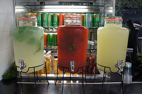Verde Catering cocktails