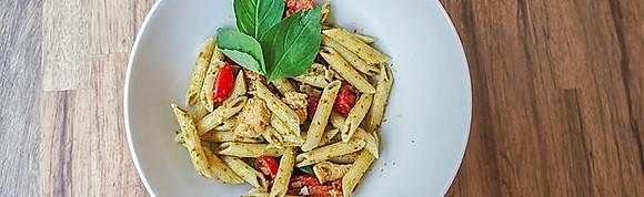 Pasta Foodtruck (Vanaf 5,50 euro kleine portie, 7,50 euro grote portie, 10,50 euro à volonté)
