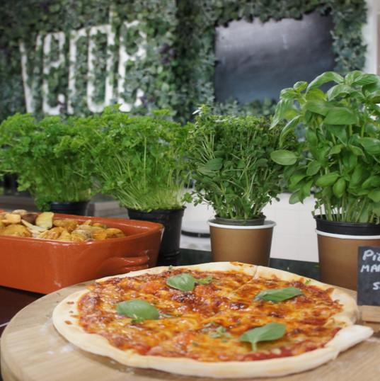 Verde Foodcourt (KDG campus Antwerpen Zuid)