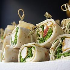 Wrap Verde (Chicken)