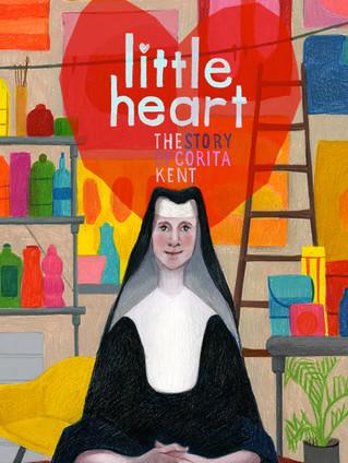 Corita Kent, Little Heart cover