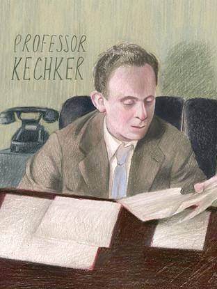 Professor Kechker