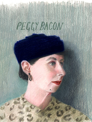 Peggy Bacon
