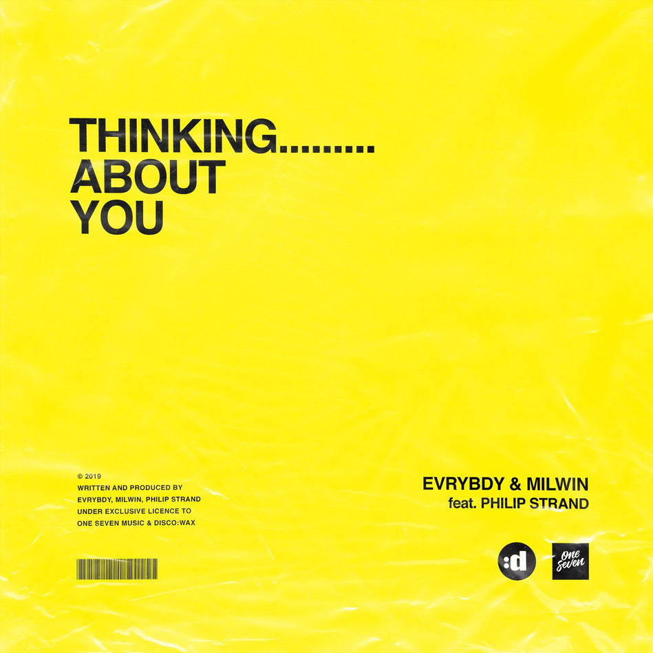 Thinking About You (cover art)