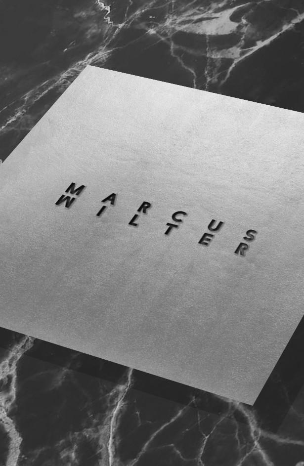 Logotype for Marcus Wilter