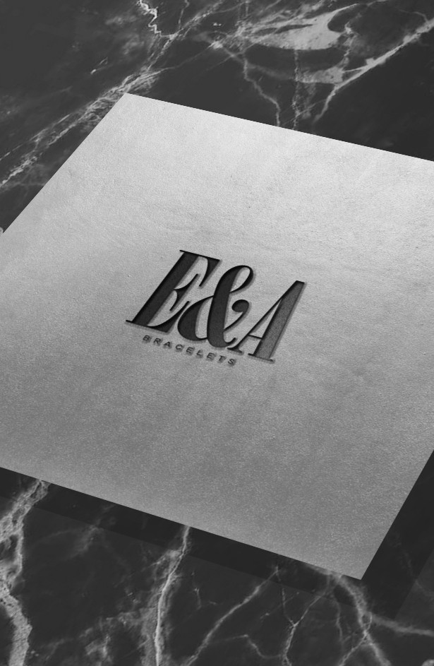 Logotype for E&A Bracelets