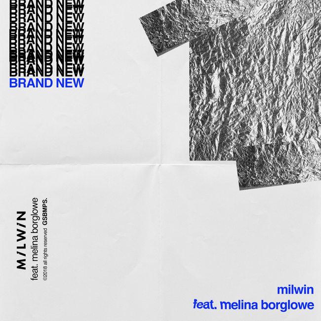 Brand New (cover art)