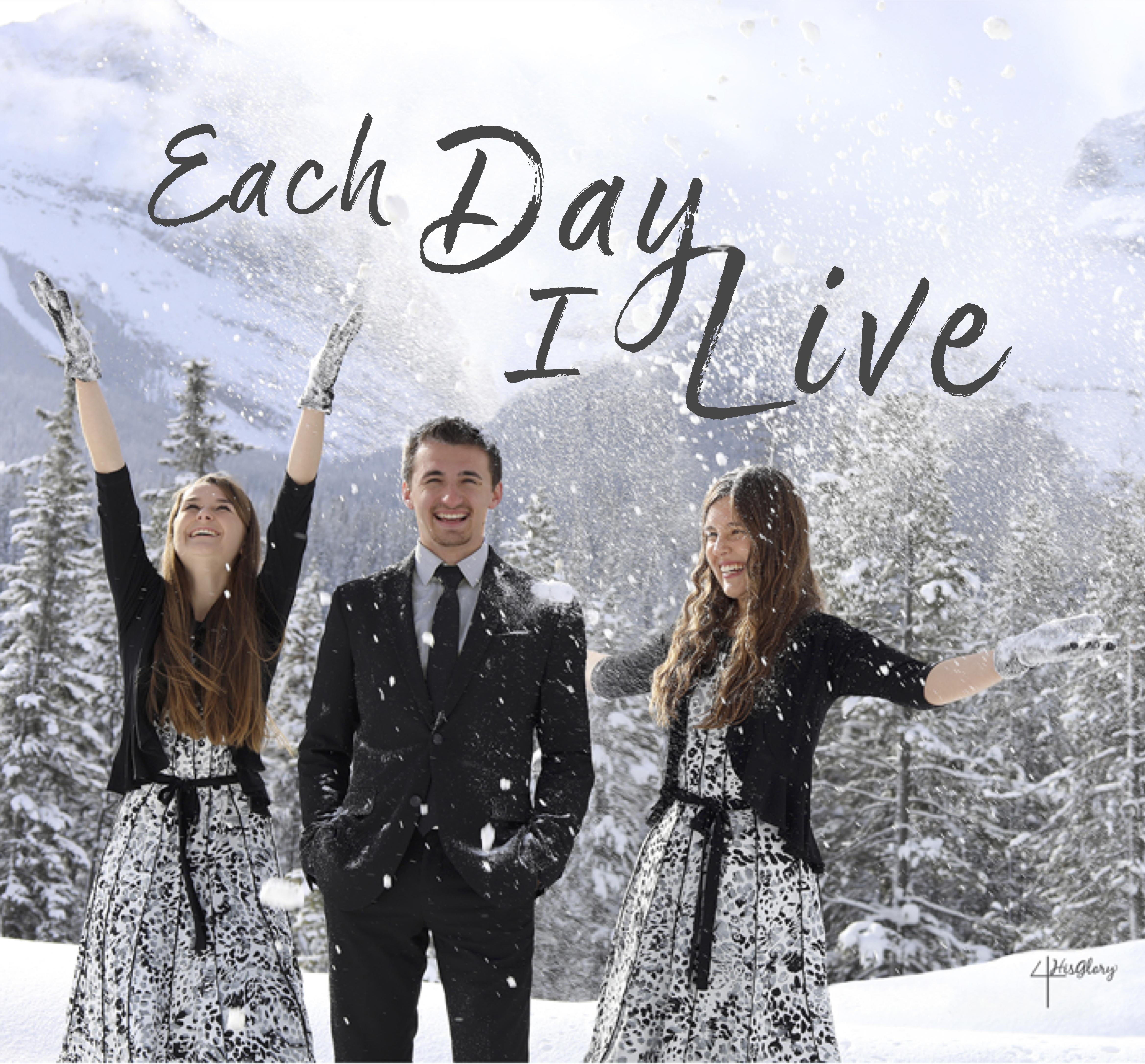 Each Day I Live Album Cover