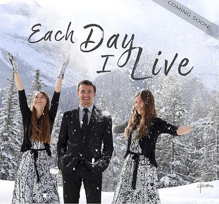 Each Day I Live - CD