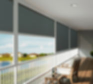Side Channel Awning Balcony Privacy