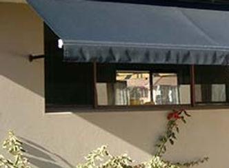 Awning Kitchen Window Lounge