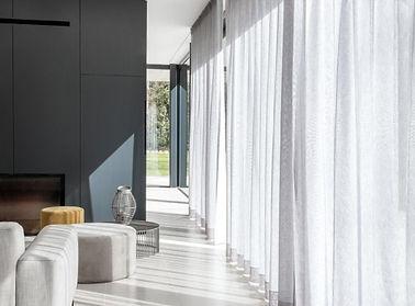 Curtains hallway sheers