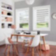Vision Blinds White Office Space