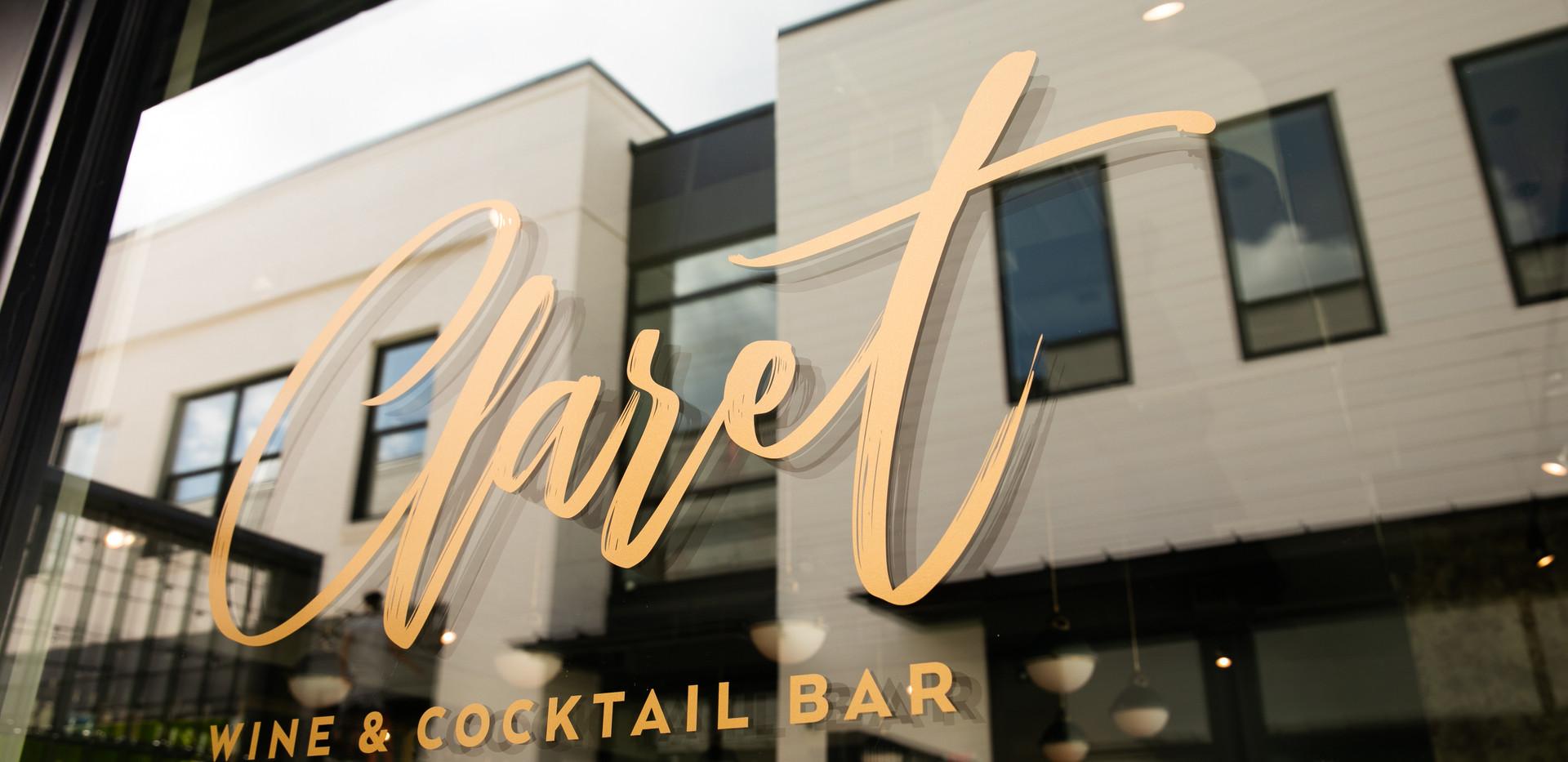 Claret Restaurant
